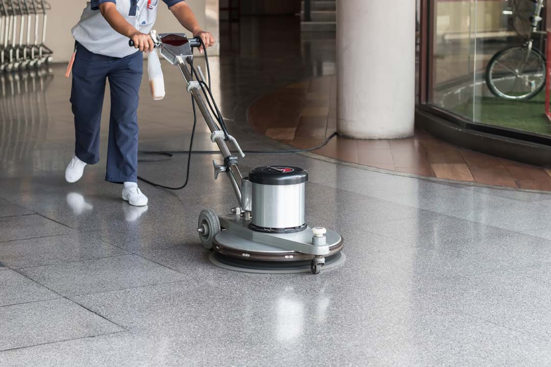 parker co janitorial services